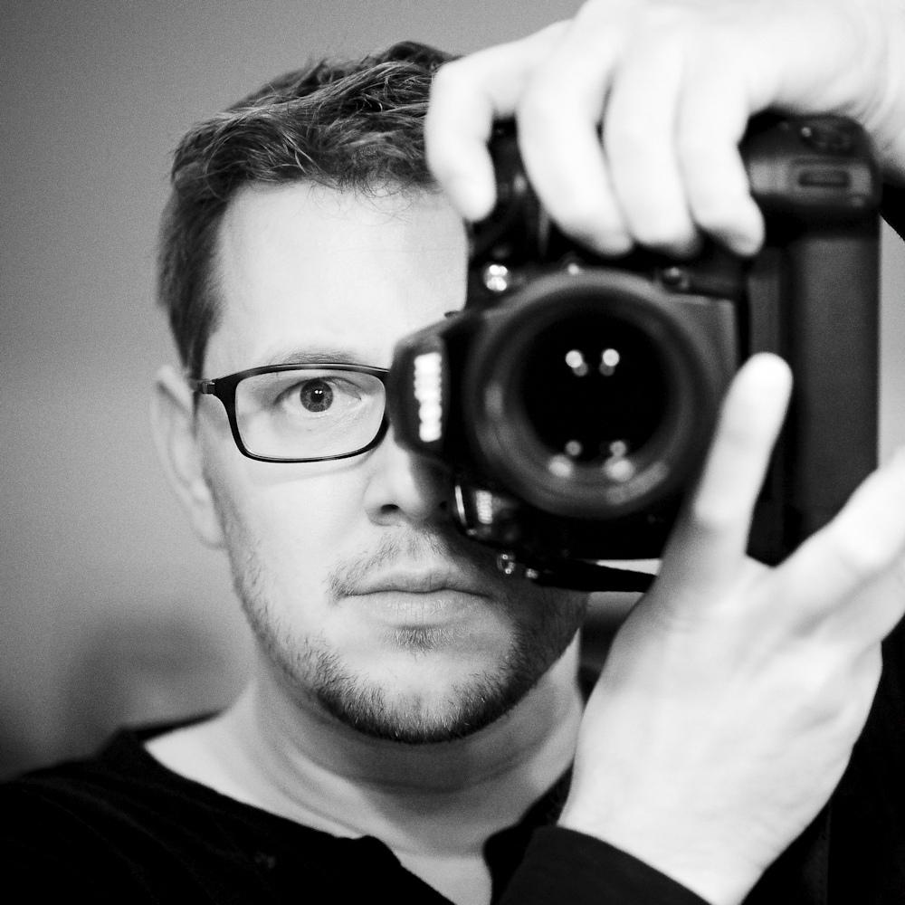 Portrait Gerald Prechtl streetfotograf nürnberg